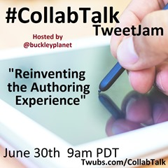June 2015 CollabTalk TweetJam