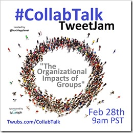 CollabTalk TweetJam Feb 2017