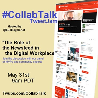 CollabTalk May 31, 2016 tweetjam