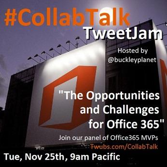 Nov2014 CollabTalk TweetJam