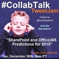Dec2014 CollabTalk TweetJam